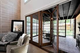 closet glass door captivating folding doorways for your residence futuristic designs