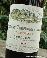 learn about chateau troplong mondot château troplong mondot 1994