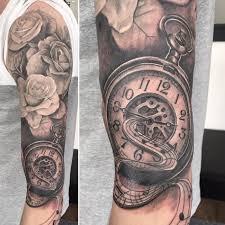 pocket watch tattoos designs ideas 199 tattoomega