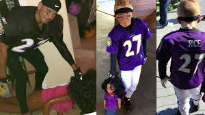 football player halloween costume for kids worst halloween costume ever nfl ray rice youtube