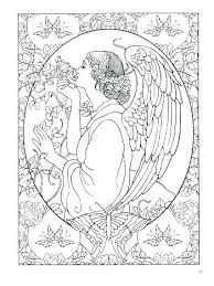 coloring page angel visits joseph coloring pages angels angels coloring pages free l coloring book