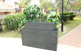 Home Depot Plastic Planters by Large Outdoor Planter U2013 Creativealternatives Co