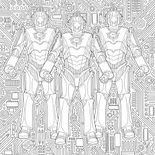 coloring book listen doctor who coloring pages pdf murderthestout