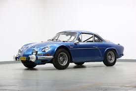 renault alpine classic 1972 renault alpine a110 1600 sc wr showroom