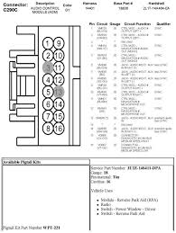 car stereo color wiring diagram wiring diagrams wiring diagrams