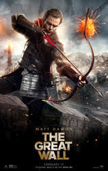the great wall 2017 showtimes and tickets purchase your the