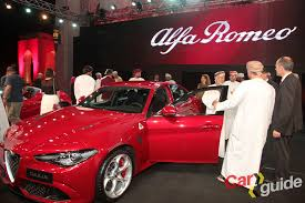 alfa romeo launch the giulia stelvio and the 4c in oman carguideme