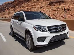 luxury mercedes suv 10 top 7 passenger luxury suvs autobytel com