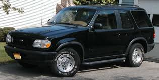 ford jeep 2005 1995 ford explorer information and photos zombiedrive