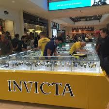 store aventura mall invicta store watches 19501 biscayne blvd aventura fl