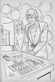 7 free doctor fan art coloring books bonus coloring