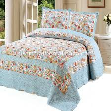 Quilted Cotton Coverlet Korean Quilt Korean Quilt Suppliers And Manufacturers At Alibaba Com