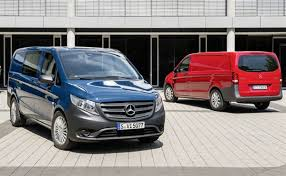 mercedes of germany mercedes debuts vito in germany top global
