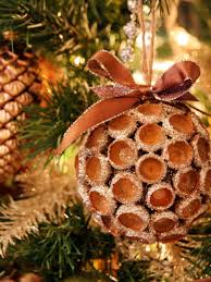 decorations handmade christmas ornaments also christmas acorn