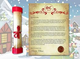 personalized letter from santa best photos of create a letter from santa free letters from santa
