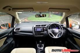 Honda Civic India Interior 2015 Honda Jazz India Price Specs Features Photos Video