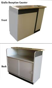 Reception Counter Desk by Reception Counter Desk