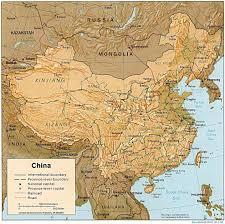 Bishkek Map Chapter 6 China Map