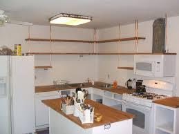 Kitchen Countertop Shelf Furniture Charming Butcher Block Countertops For Kitchen