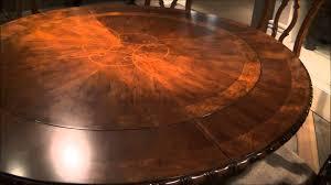 Universal Furniture Dining Room Sets Escalera Round Pedestal Dining Room Set By Universal Furniture
