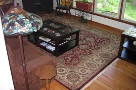 How Big Should Rug Be In Living Room Area Rug Size Kittycooks