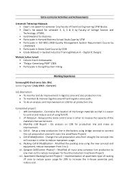 How To List Jobs On Resume Fascinating How To List Dean S List On Resume 89 With Additional
