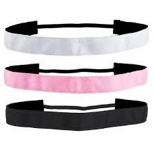 athletic headbands suddora non slip sports headband thin athletic hair bands