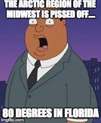 Family Guy Meme - family guy weatherman meme generator imgflip