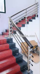 Glass Banisters For Stairs Aluminum Handrail For Stairs Aluminum Handrail For Stairs