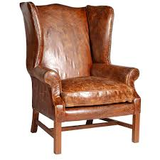 old leather armchairs daddy downing chair halo living