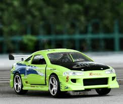 mitsubishi eclipse fast and furious fast furious mitsubishi eclipse toy car inspiring wave