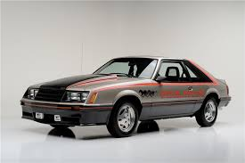 1979 ford mustang pace car 1979 ford mustang indy pace car 192528