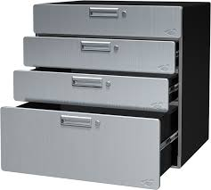 storage cabinet with drawers 30 quadro storage drawer