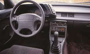 name that shifter no 29 1990 isuzu impulse xs car and driver blog