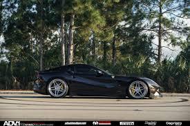 Ferrari F12 2016 - ferrari f12 adv05s track spec cs wheels adv 1 wheels
