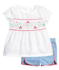 tops u0026 t shirts baby 4m 2y kids clothing h u0026m us