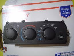 used dodge stratus a c u0026 heater controls for sale