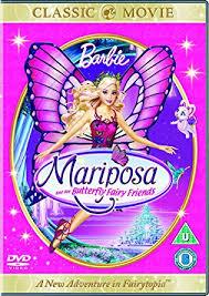barbie mariposa butterfly fairy friends dvd amazon uk