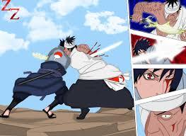 sasuke vs sasuke vs danzo by salty on deviantart