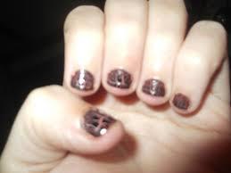 barry m black croc effect nail paint benitas mummy bits and bobs