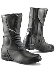 womens motorcycle riding boots tcx black 2018 aura plus waterproof womens motorcycle boots tcx