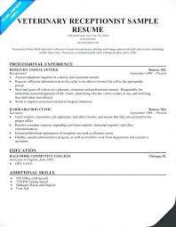 veterinarian assistant resume resume veterinarian assistant resume