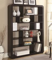 Bookshelves With Glass Doors For Sale by Furniture Interesting Cream Cheap Bookcase With Glass Door For
