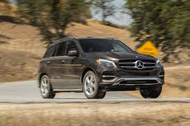 mercedes jeep gold 2016 mercedes benz gle300d gle400 gle550e review