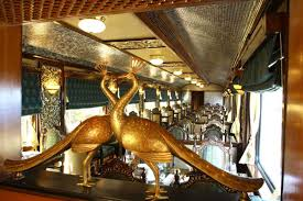 maharaja express maharajas express train soaked in opulence connected to india