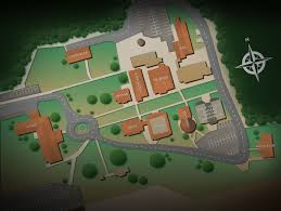Colorado College Campus Map by Around Campus
