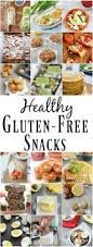 healthy gluten free snacks