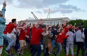 the sports fan zone fanzone newport live sport leisure culture