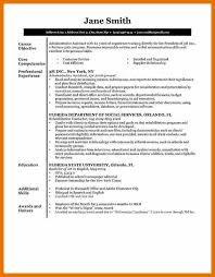 Employment Resume Template 100 Handyman Resume Template 100 Secretarial Resume Download