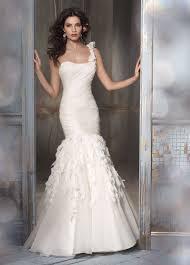one shoulder wedding dress one shoulder mermaid wedding dress about wedding